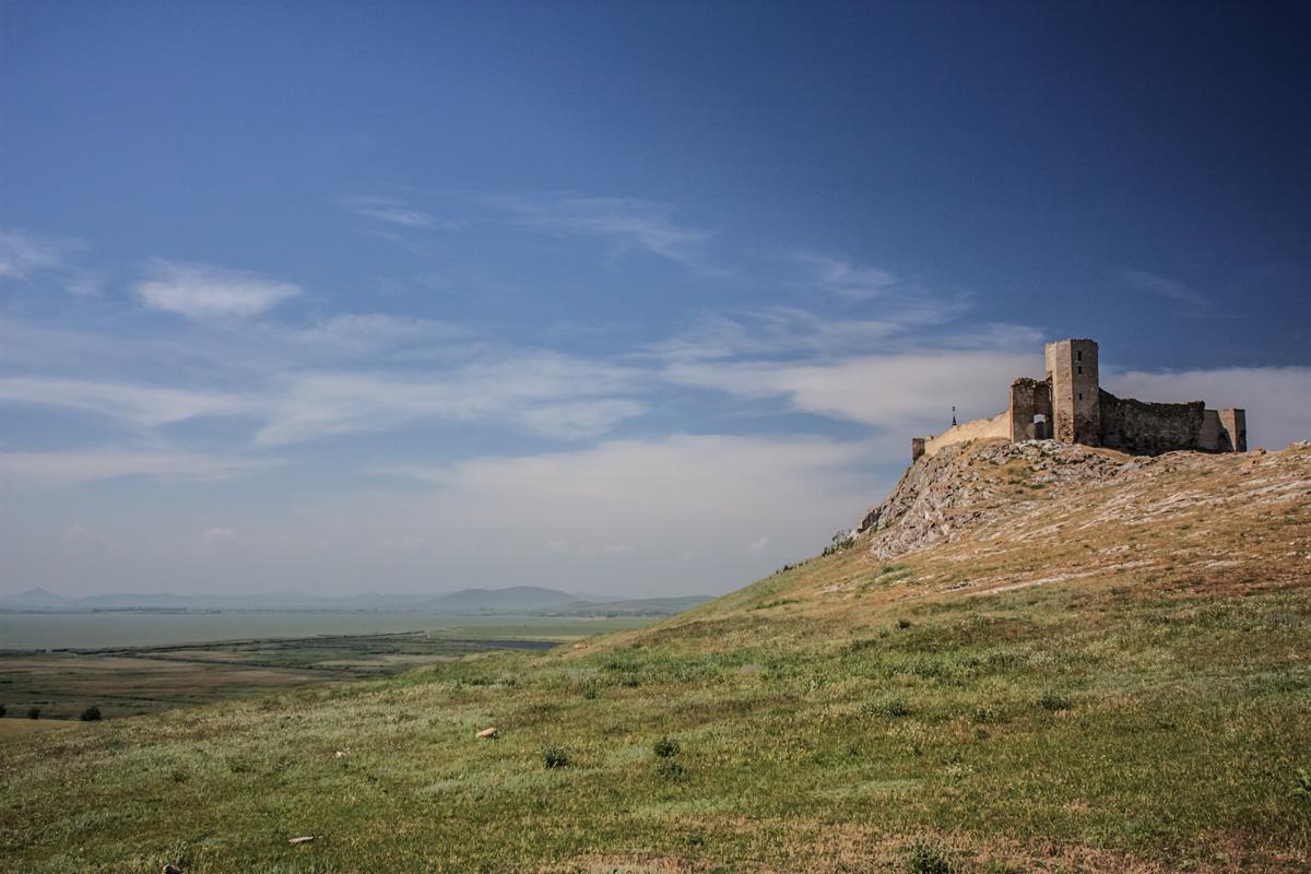 8_Cetatea Enisala Tulcea